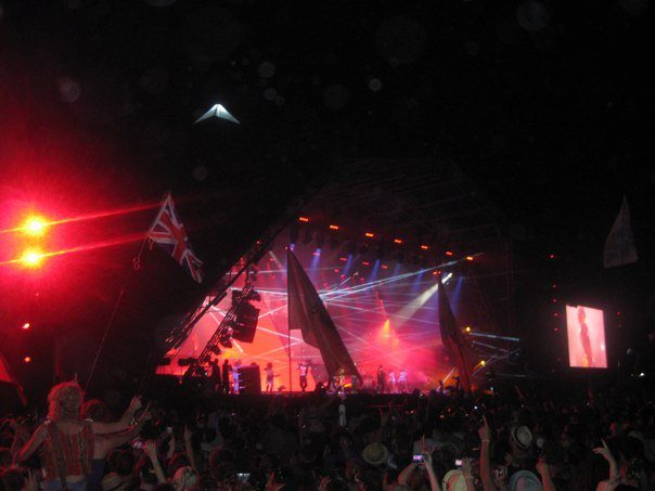 Glastonbury Pyramid